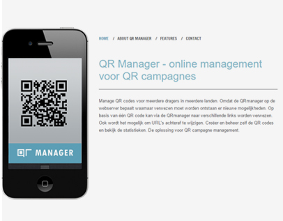QR Manager