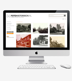 Website Fotohistorisch.nl